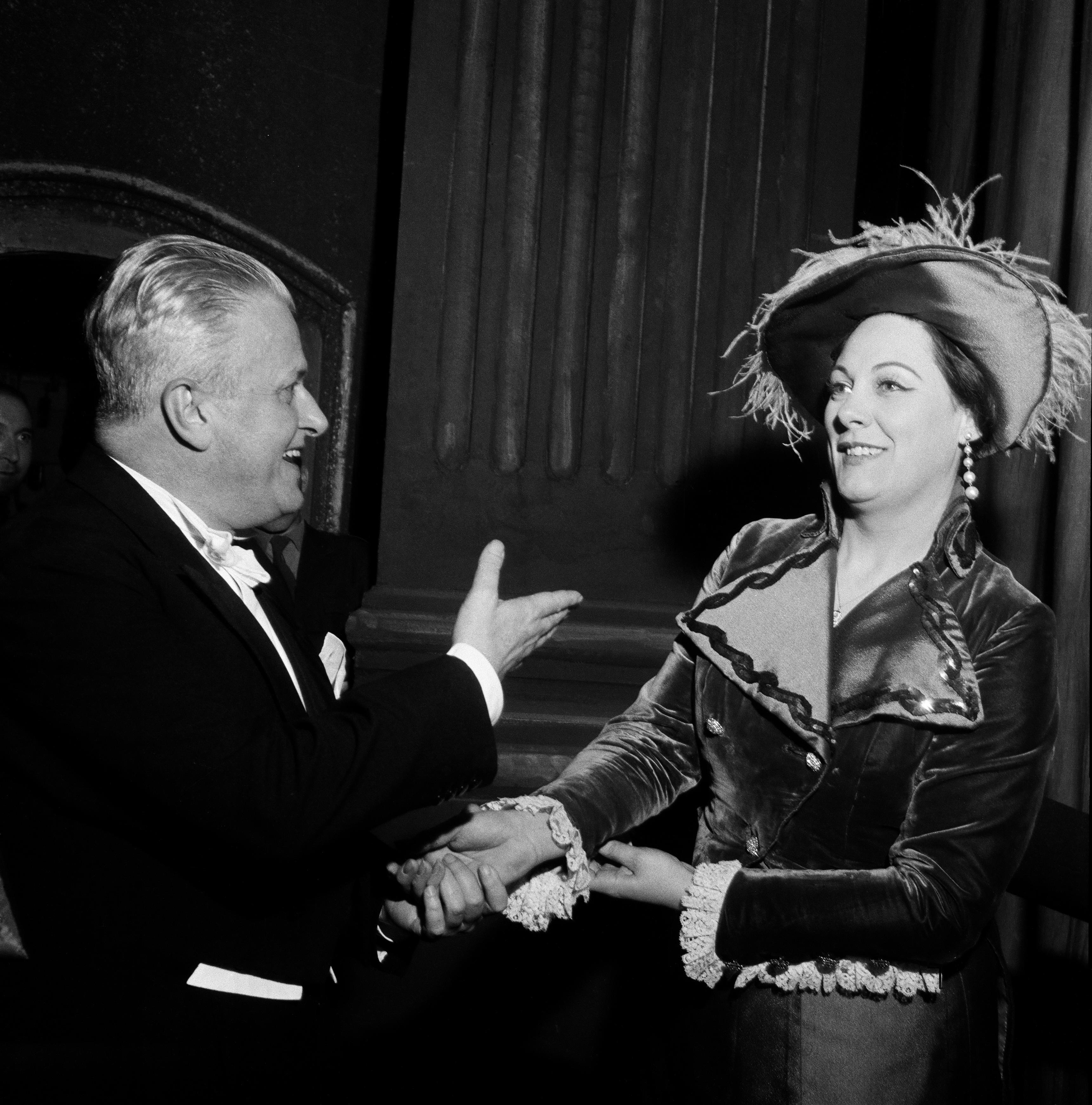Un ricordo di Renata Tebaldi alla Scala